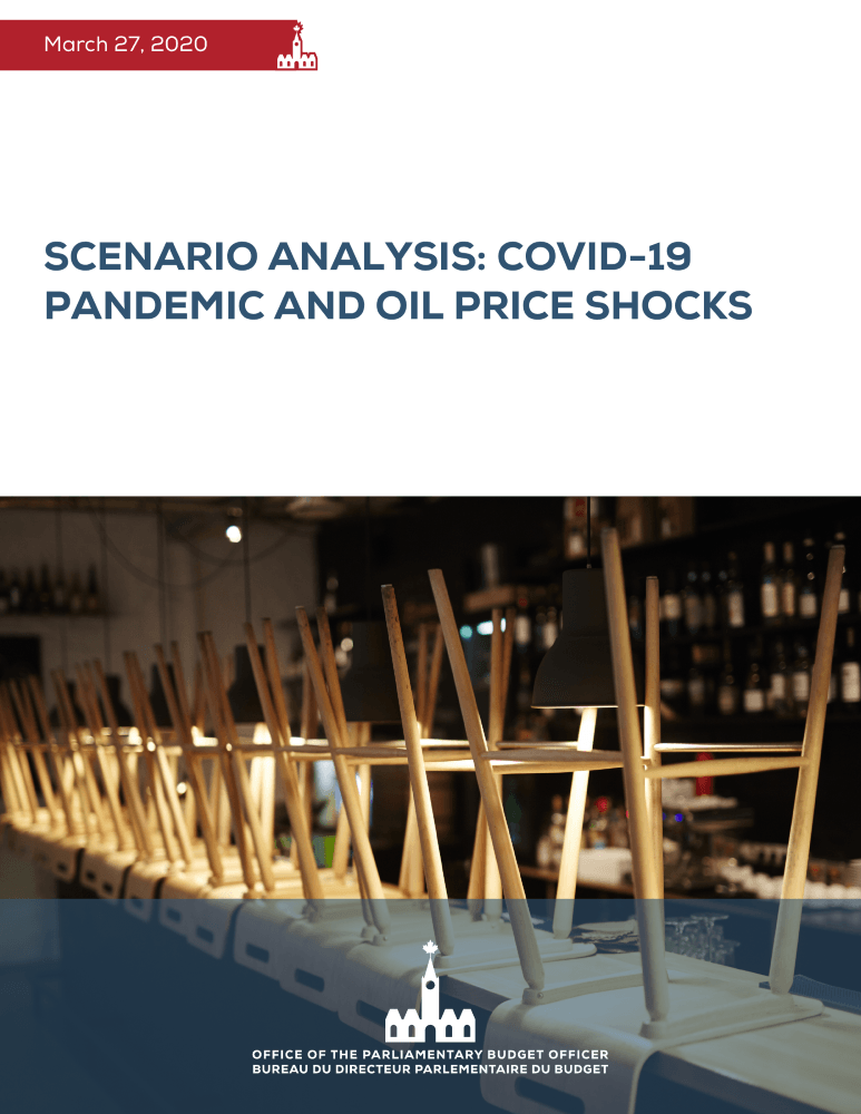 Scenario Analysis: COVID-19 Pandemic and Oil Price Shocks